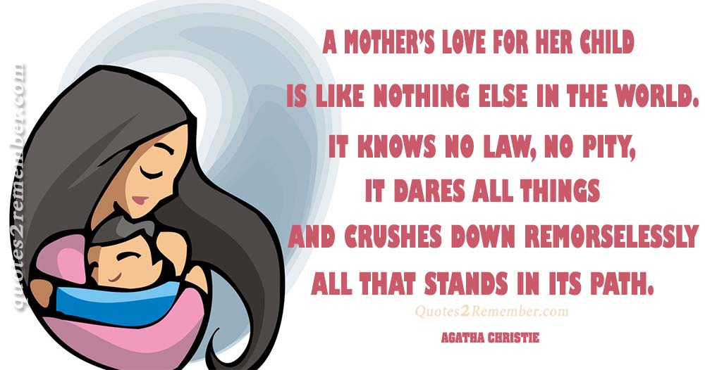 A Mothers Love Quotes 2 Classy A Mother's Love For Her Child…  Quotes 2 Remember